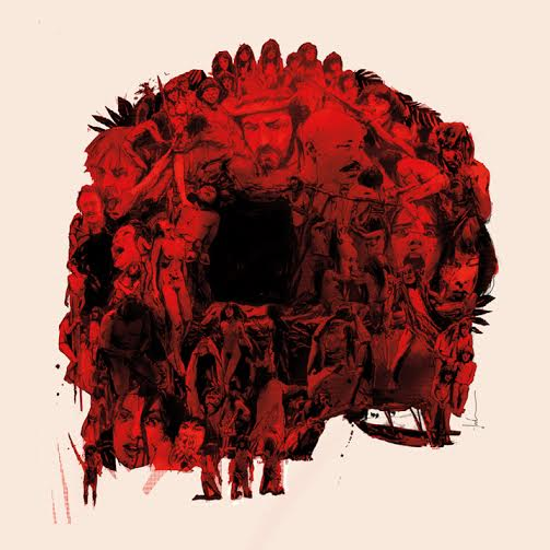 Cannibal Holocaust Vinyl Cover